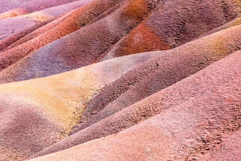 seven colored earth
